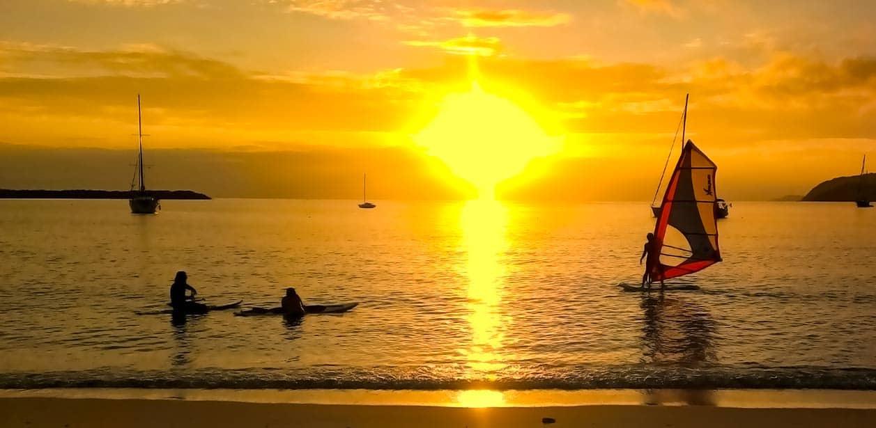 St. Thomas, Virgin Islands Sunset