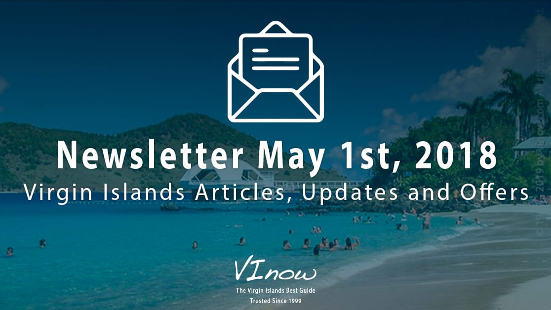 May in the Virgin Islands