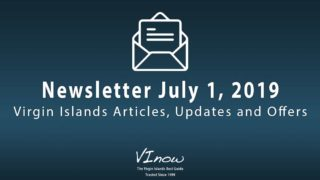Virgin Islands July 2019 Newsletter