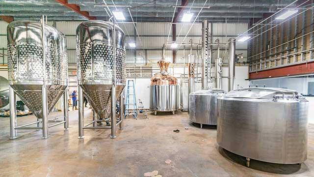 Mutiny Vodka Distillery