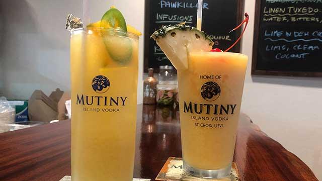 MUTINY Island Vodka,