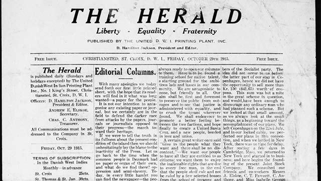 The Herald 1915-1925
