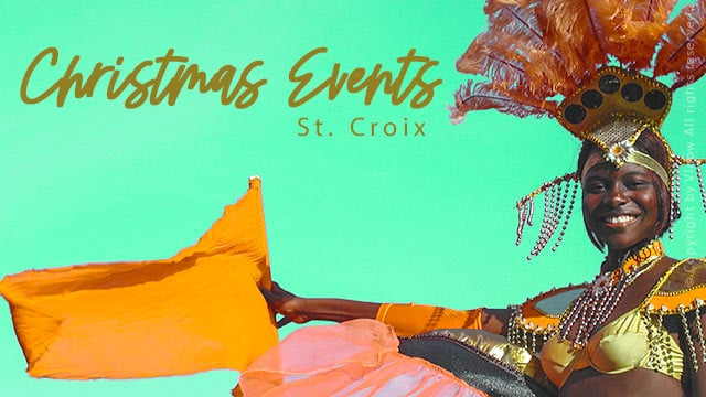 Top 8 Christmas Events on St. Croix
