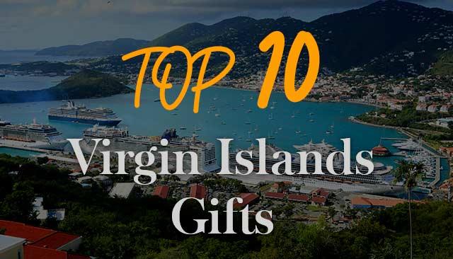 Top 10 Virgin Islands Christmas Gifts