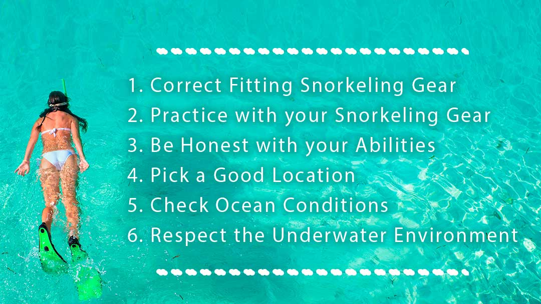 Essentials for First Time Snorkelers