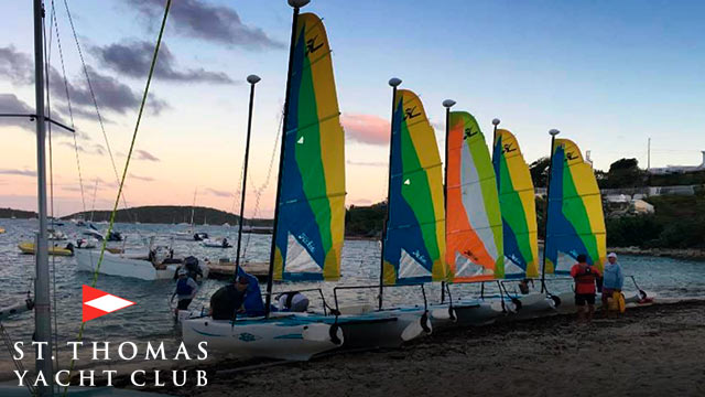 Twenty-Two Boats Ready to Compete in First St. Thomas Yacht Club Invitational Regatta this Weekend