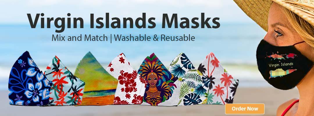 Caribbean Masks